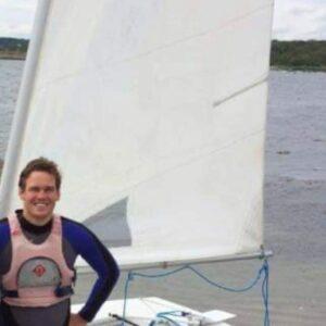 Martin er kursholder i Lanternen Båtførerkurs